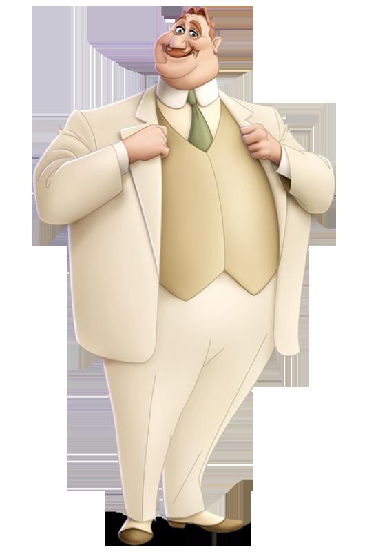 "Eli ""Gran Papà"" La Bouff"