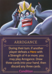 DVG Arrogance