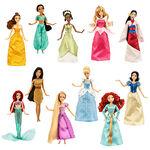 Disney Princess 11 Princesses 2014 Doll Collection Set
