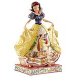 Jim Shore Disney Traditions, Snow White Fairy Tale Endings Figurine