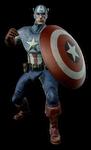 MUA2 Captain America