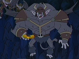 Mountain Goblin