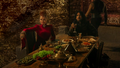 Once Upon a Time in Wonderland - 1x03 - Forget Me Not - Red Queen and Jafar