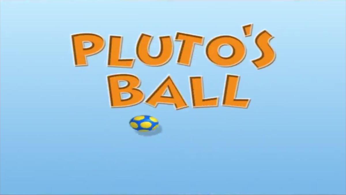 Pluto's Ball