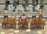 Prison School Cafeteria
