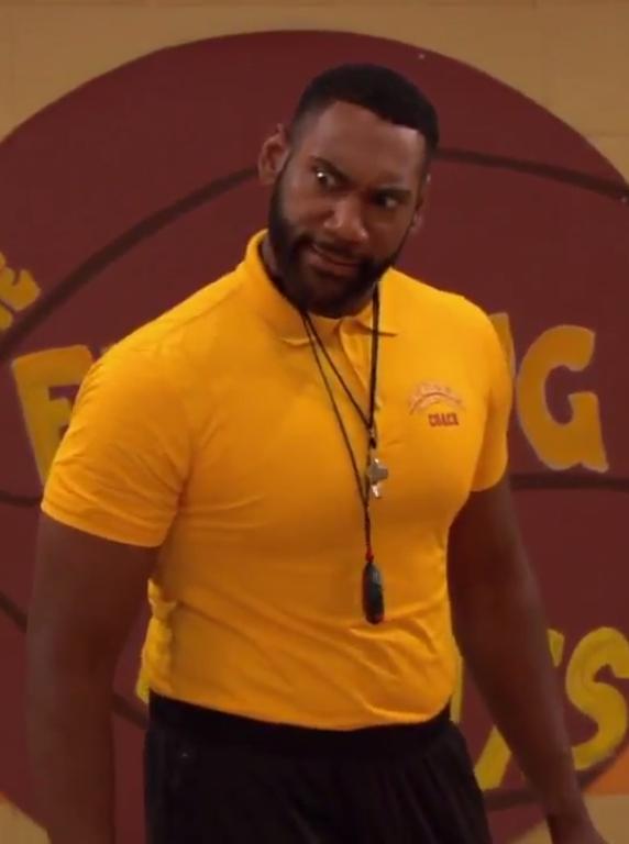 Coach Spitz (Raven's Home)
