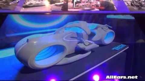 Tron Lightcycle Power Run - Shanghai Disneyland