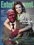 WandaVision - EW Cover