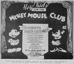 1931 MICKEY CLUB