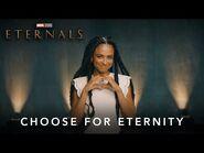 Choose For Eternity - Marvel Studios' Eternals