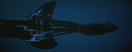 Giant Squid (20,000 Leagues Under the Sea)
