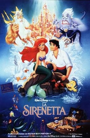 La sirenetta (film 1989)