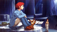 Nausicaa of the Valley of the Wind 3