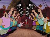 Pirate Crew (Peter Pan)