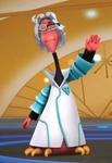Professor Rubicon