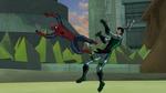 Spider-Man takes down Maximus USMWW