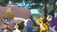 The Lion Guard - Friends to the End