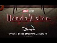 WandaVision Teaser Trailer (Release Date Is January 15 2021)