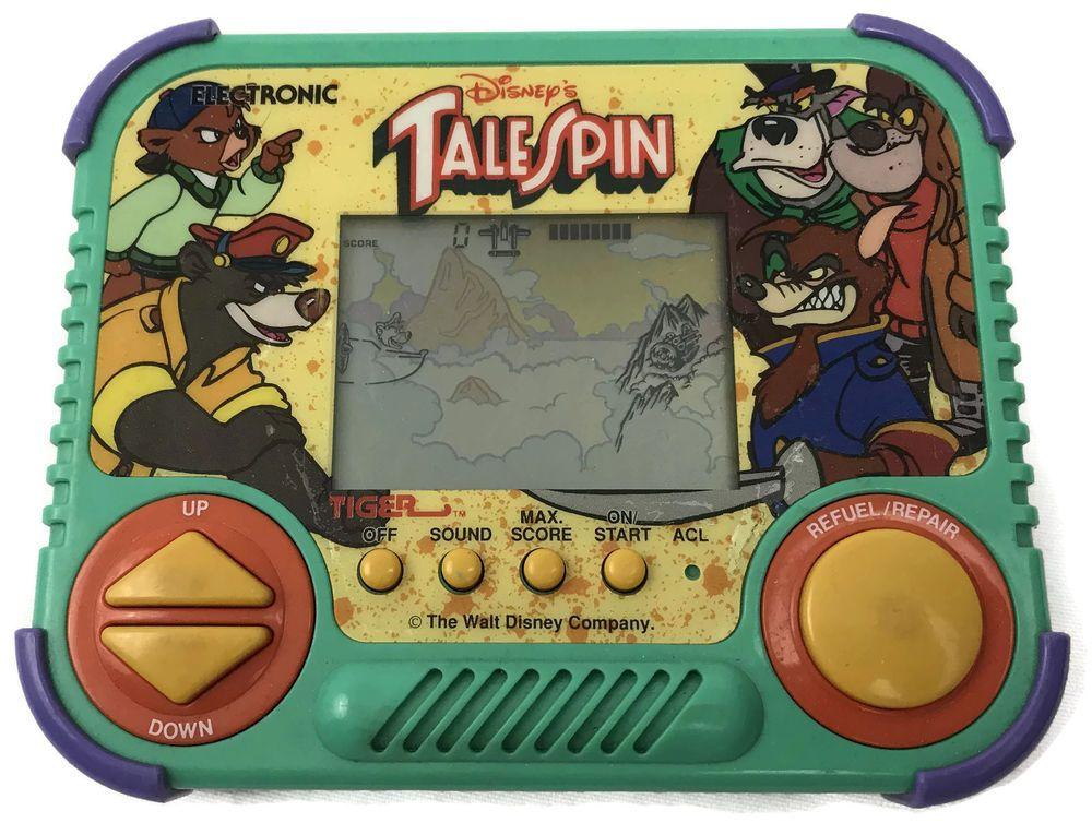 Esquadrilha Parafuso (Tiger Electronics)