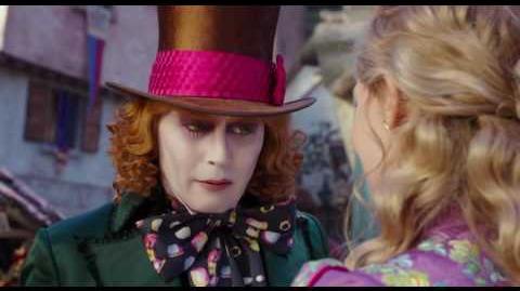 Alice Através do Espelho - Trailer Dublado - 26 de maio nos cinemas