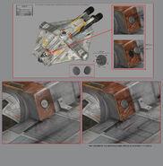 Double Agent Droid concept 2