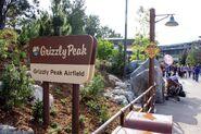 Grizzly peak theme land