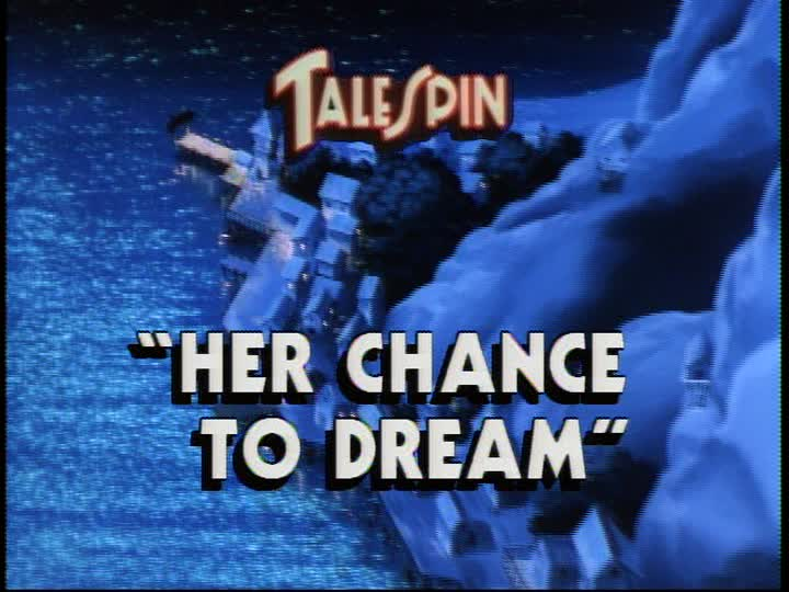 Her Chance to Dream