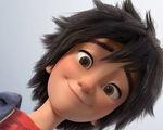 Hiro lächelt