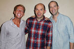 Jack McBrayer Paul Scheer & Tony Hale ComedyCentral