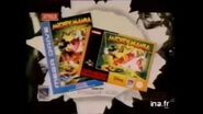 Mickey Mania - SNES - French - Commercial