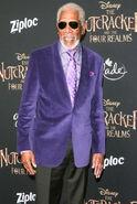 Morgan Freeman Nutcracker premiere