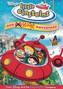 Our Huge Adventure DVD Cover