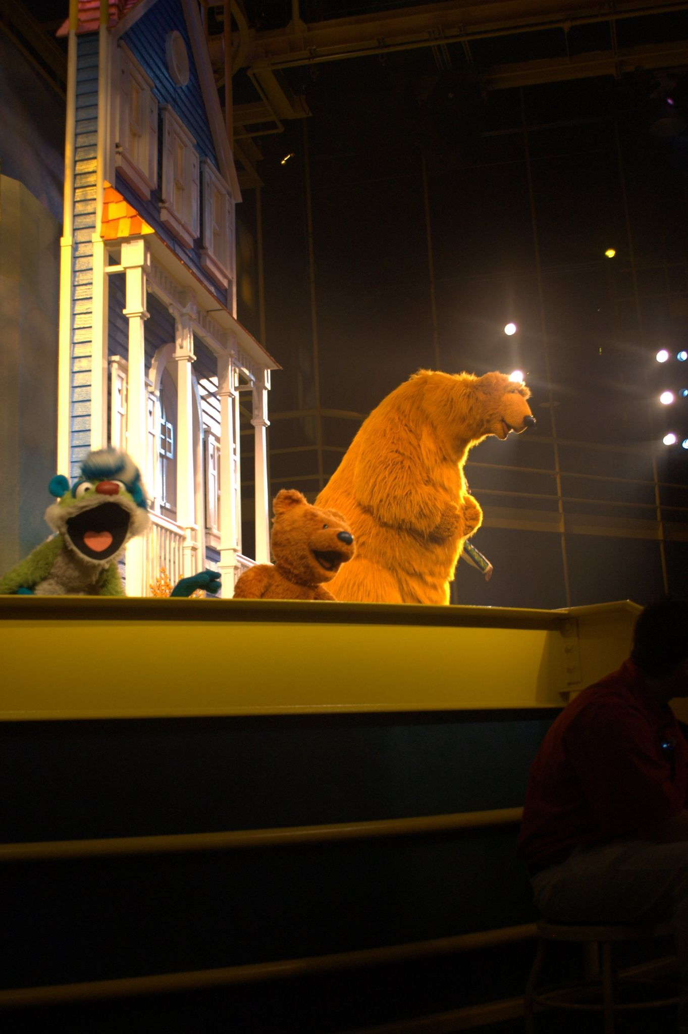 Bear in the Big Blue House: Live on Stage