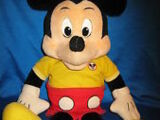 The Talking Mickey Mouse
