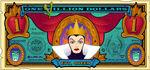 The Evil Queen's One Villain dollar bill