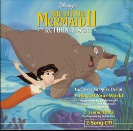 The Little Mermaid II Return to the Sea Exclusive Sampler Debut.jpeg