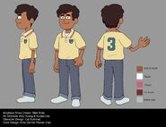 The New Normal Mr. Boonchuy Concept art by Cat Sukiman & Andy Garner Flexner