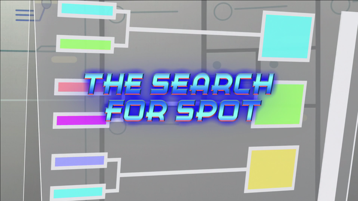 The Search for Spot