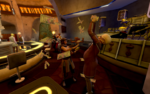 The Sims 4 SW Journey to Batuu - Oga's Cantina