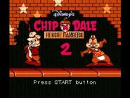 Chip 'n Dale Rescue Rangers 2 (NES) Music - Title Theme-2