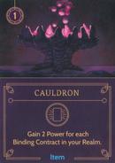 DVG Cauldron