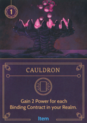 DVG Cauldron