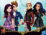 Descendants Hasbro 02