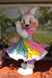 Disney Parks Mrs. Easter Bunny