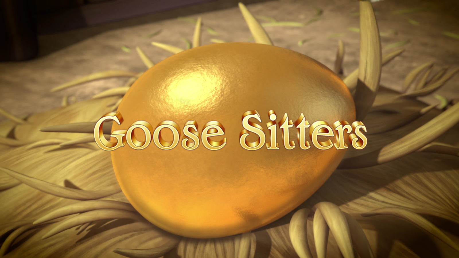 Goose Sitters