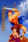 Hercules modern poster