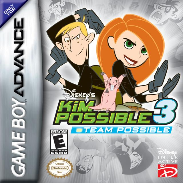 Kim Possible 3: Team Possible