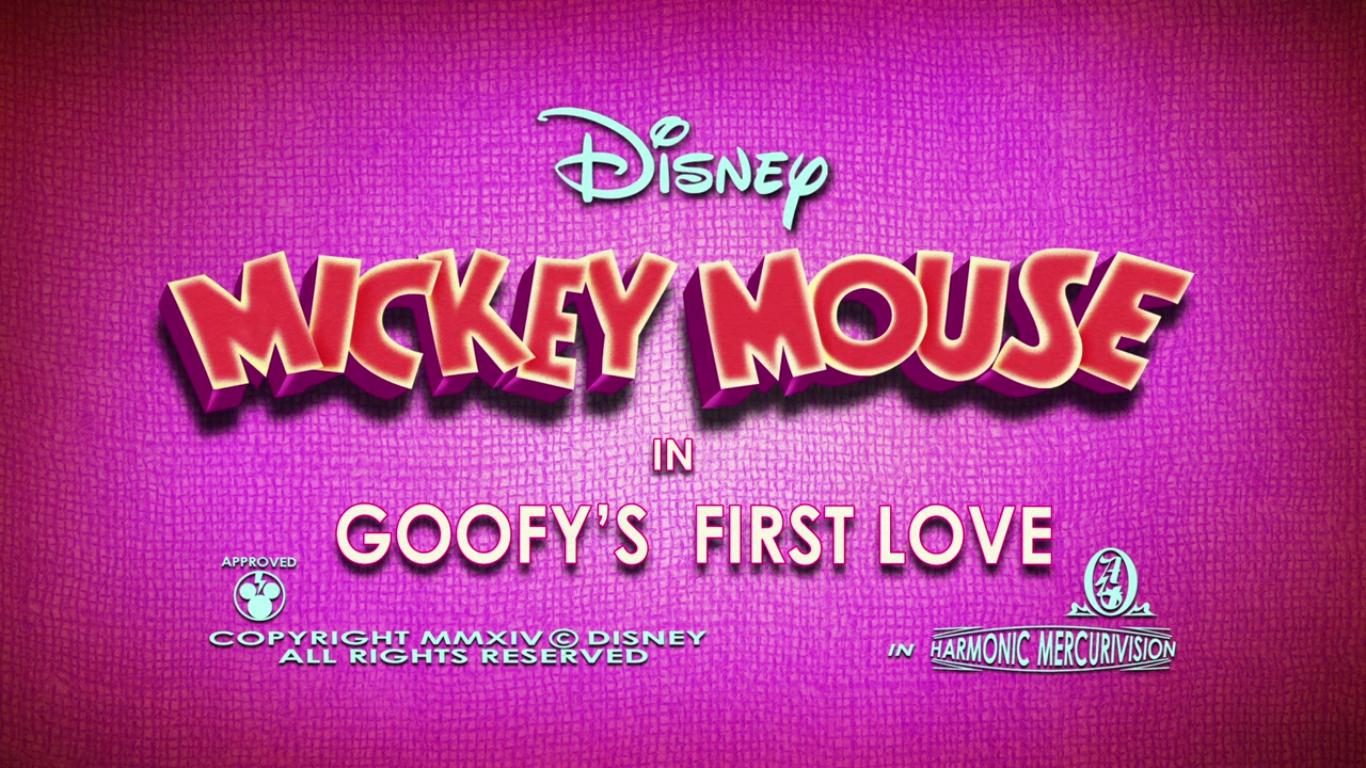 Goofy's First Love