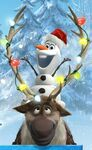 Olaf und Sven Lichterkette