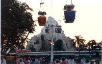 Skyway Buckets at Disneyland